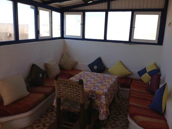 Riad Jade Mogador : Terrace
