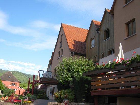 Best Western Hotel Le Schoenenbourg: hotel