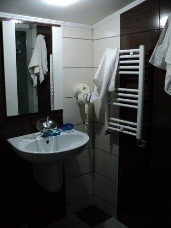 Pensiune Casa Romana: clean bath