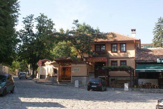 Family Hotel at Renaissance Square: Hotel Renaissance, Plovdiv Bulgaria