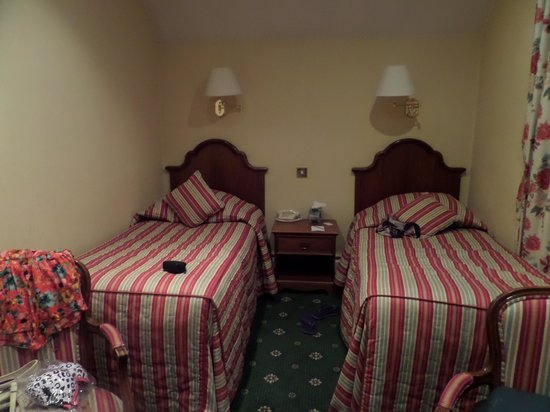 The Great House At Sonning: Our Room
