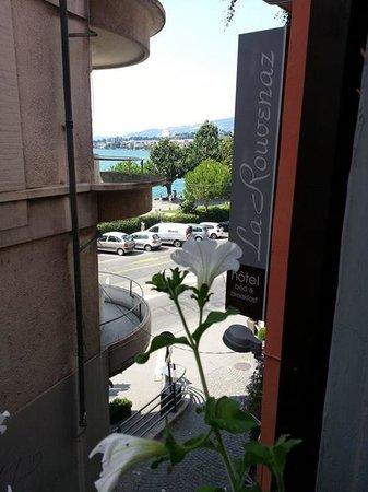 Hotel-Restaurant de la Rouvenaz 사진