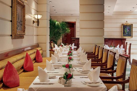 Kempinski Hotel Moika 22: Beau Rivage restaurant