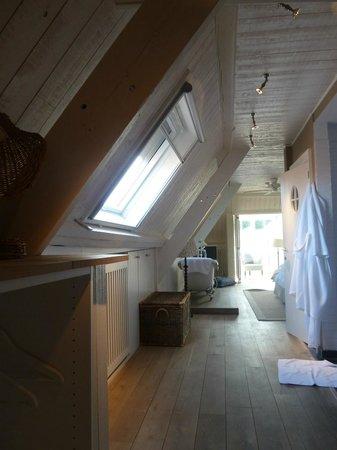 Casa Romantico: chambre