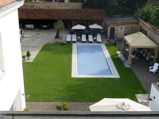 Casa Romantico: piscine