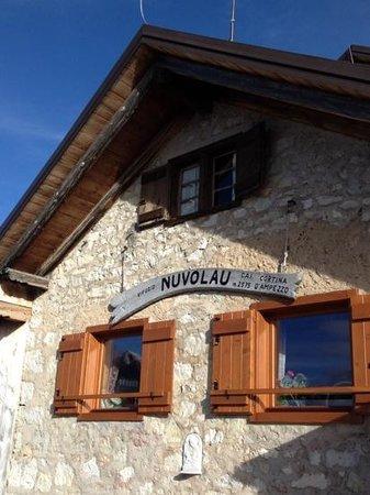 Rifugio Nuvolau : rifugio