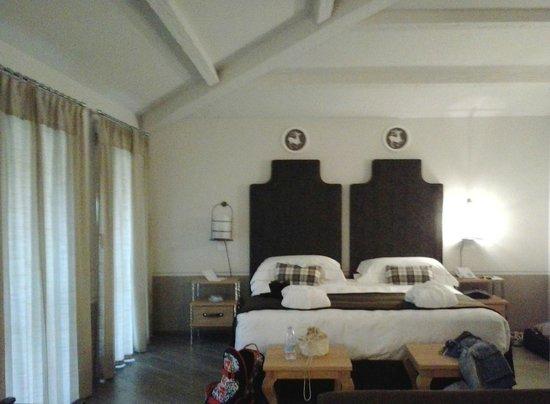 UNA Palazzo Mannaioni: camera matrimoniale