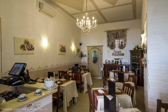 Tari' Ristorante Pizzeria: Sala Ristorante Tarì