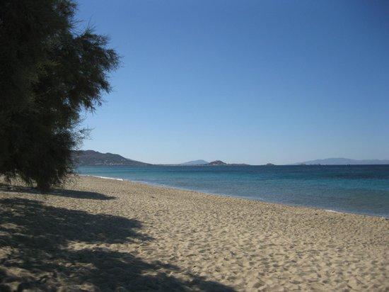 Kalamuria Studios: Plaka beach