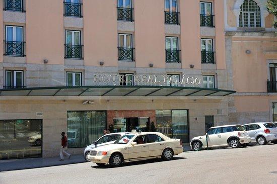Hotel Real Palacio: entrée