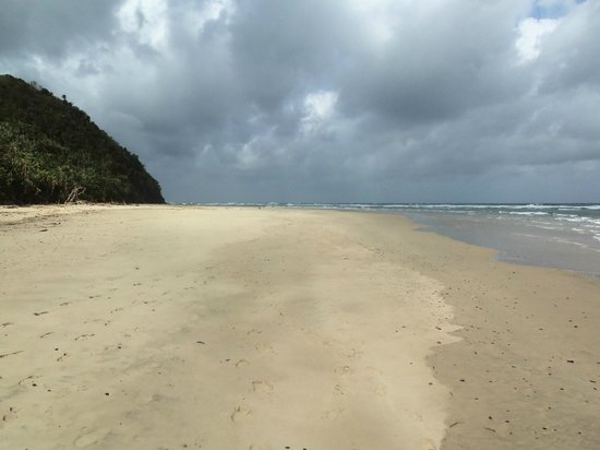 Umngazi River Bungalows & Spa: Magnificent beaches