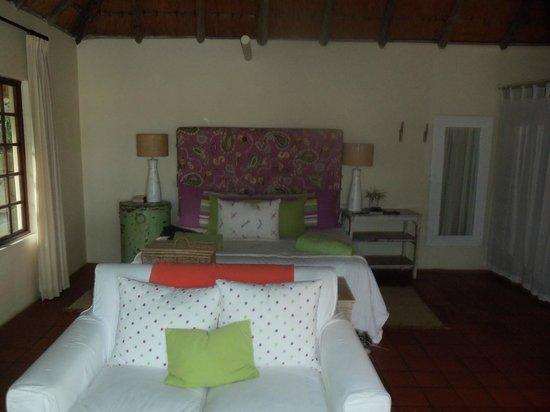 Umngazi River Bungalows & Spa: Honeymoon Bungalow