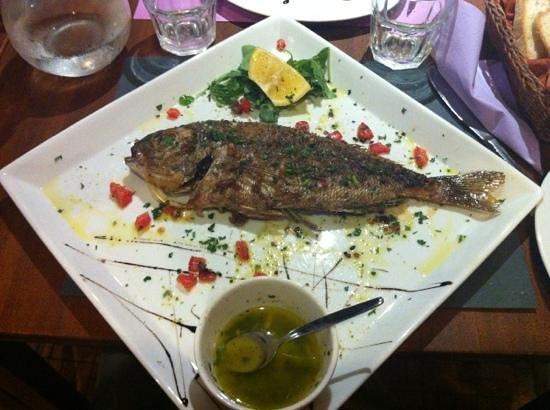 2 Cuori & n'Animella: pesce alla griglia