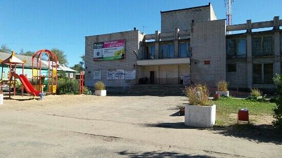 Shenkursk, روسيا: Дом культуры
