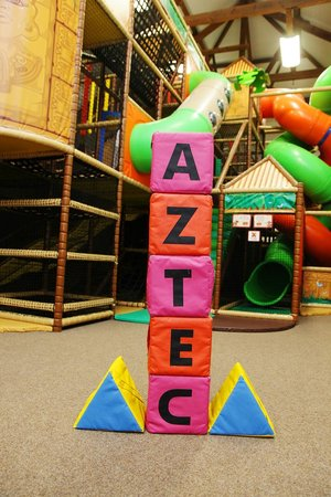 ‪Aztec Soft Play‬