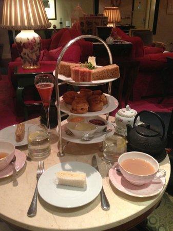 Sofitel London St James: Tea Time magnifique