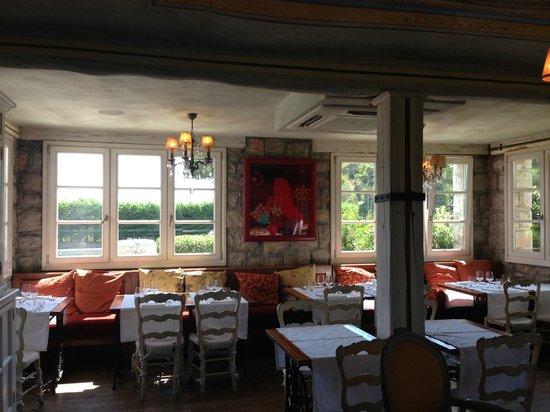 Hôtel Eze Hermitage: Restaurant