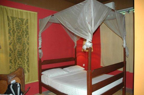 Singgahsana Lodge : The Bridal Suite