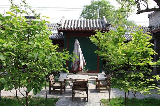 Beijing to Beijing Sihe Courtyard Hotel - one way to ...