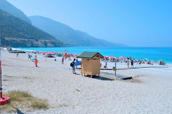 Belle Vue Hotel: Oludeniz Beach