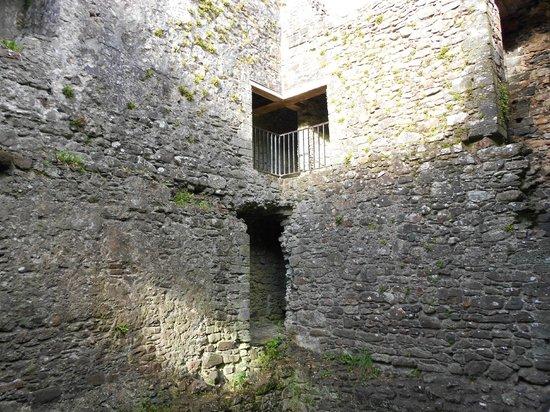 Lydford Castle & Saxon Town: Inside