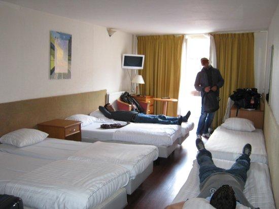 Delta Hotel Amsterdam City Centre: la camera