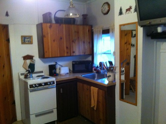 Colorado Cottages: Kitchen - Wild Rose
