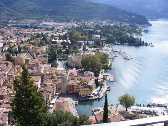 The Bastion: Looking Down on RIVA