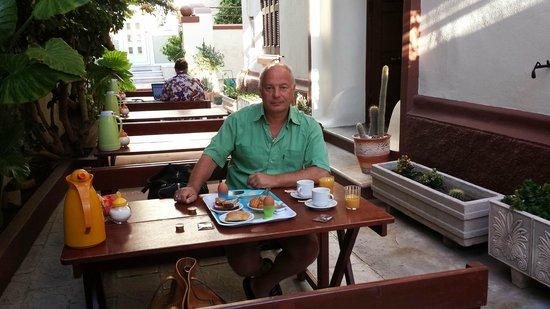 Anastasia Hotel: Ontbijt