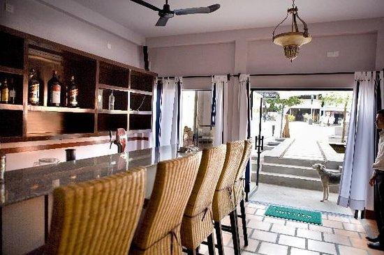 Cinderella Golden Lodge: Coffee & Massage area