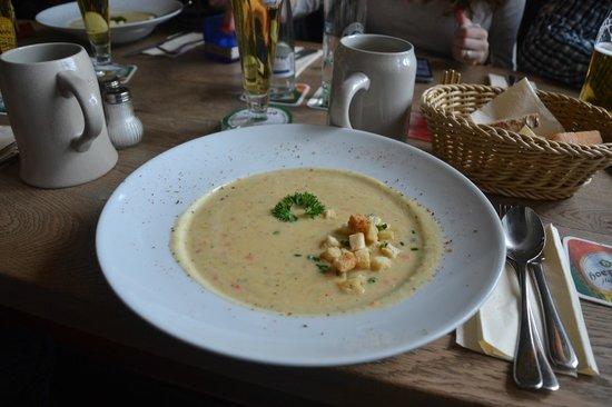 Markt Lucke: Amazing  potato soup