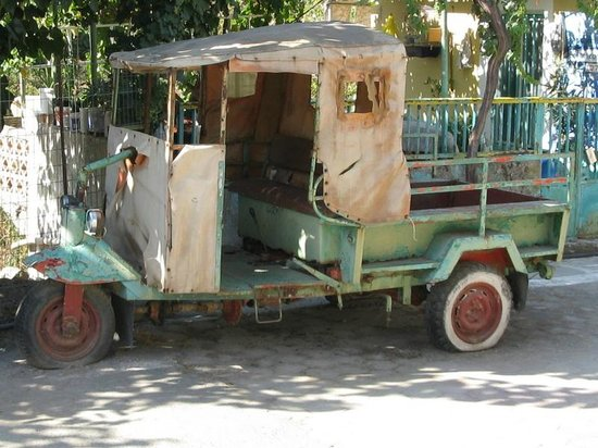 Eye Travel - Private Day Tours: Local Transport