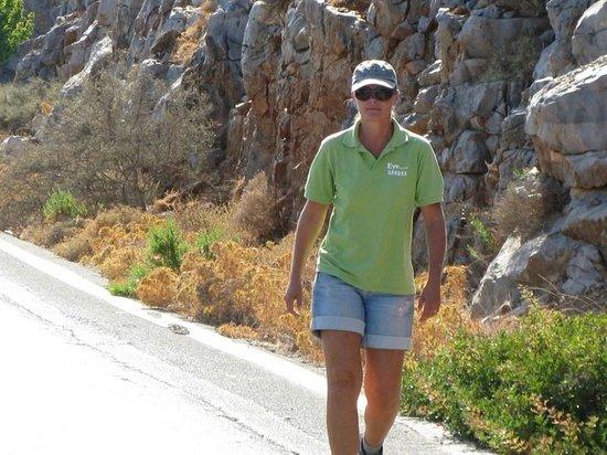 Eye Travel - Private Day Tours: Tour guide Sandra (San)