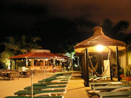The Residence: The Veranda bar area
