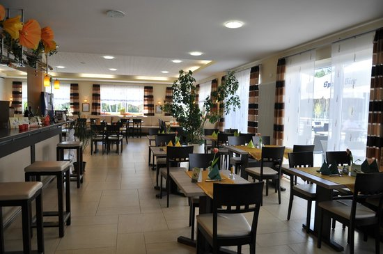 Restaurant Cafe Waldblick: Innenraum