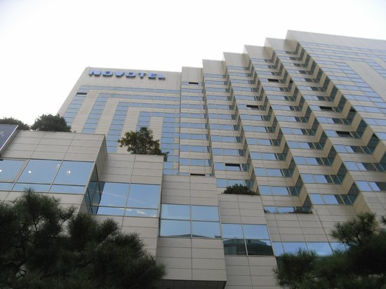 Novotel Ambassador Seoul Gangnam: 外観
