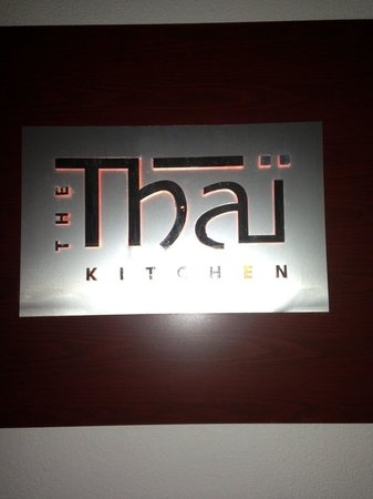 The Thai Kitchen: タイ料理