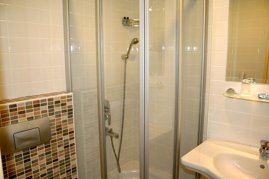 Seckin Konaklar Hotel: Shower & wc