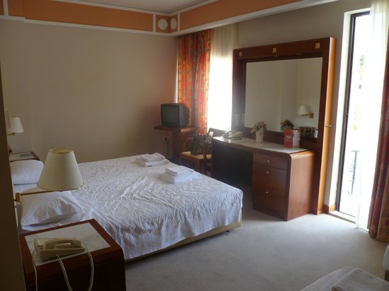 Room at Olympia Palace