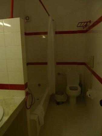 Bathroom at Olympia Palace