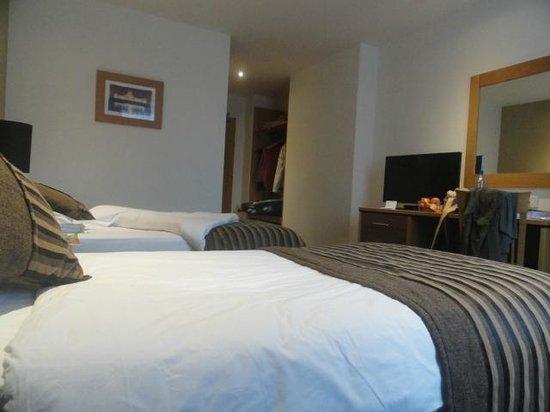 Grand Canal Hotel: habitación doble