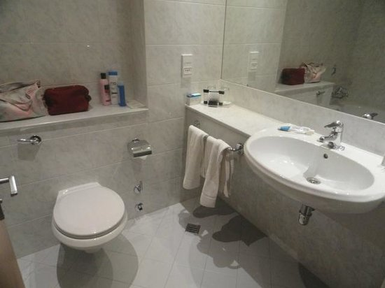 Grand Canal Hotel: Lavabo