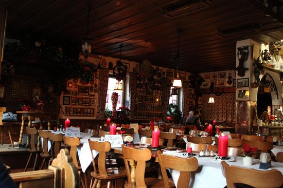 Fraundorfer: The main part of the restaurant