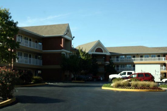 Extended Stay America - St. Louis - Westport - East Lackland Rd.: Aussen