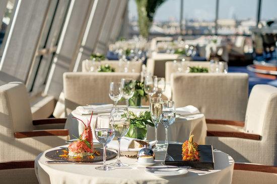 Kempinski Hotel Moika 22: Bellevue Brasserie restaurant