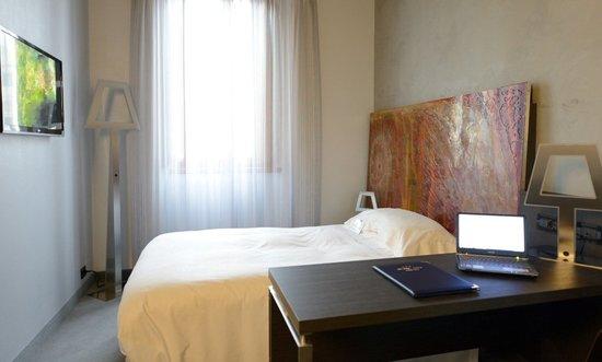 Arli Hotel: singola DesArt