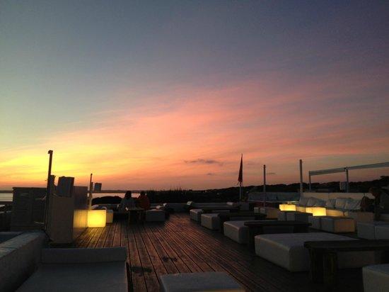 Flipper & Chiller : sunset & terrace