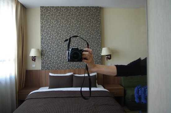 JM Hotel Warsaw Center: camera
