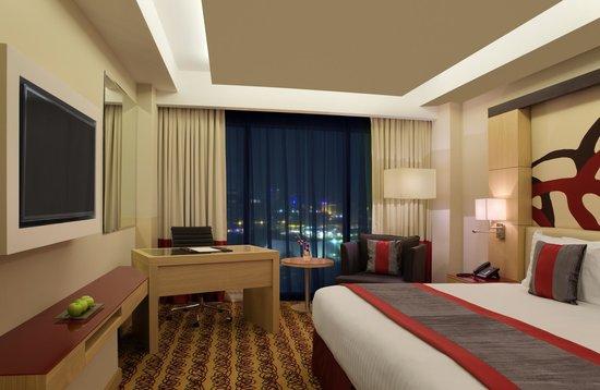 Radisson Blu Hotel, Doha: Standard Guest Room
