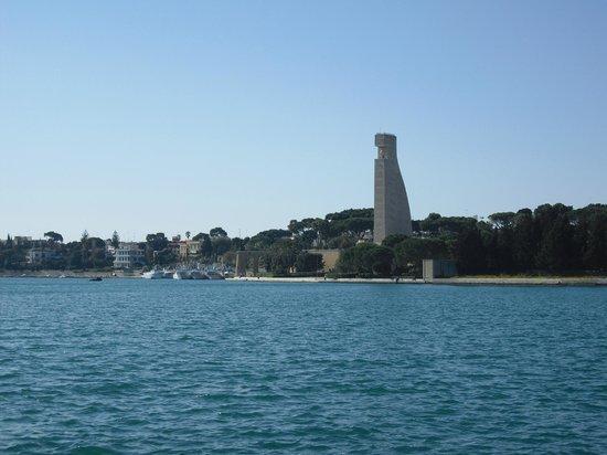 Tenuta San Nicola: porto Brindisi